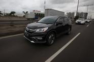 Test Drive New CR-V 2015: Semakin Sempurna