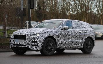 SUV Jaguar Mulai Diuji
