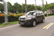 Chevrolet Captiva 2.0 Diesel AT FWD