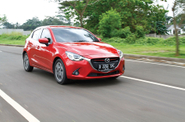 All New Mazda 2 R MT