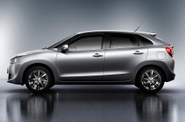 All New Suzuki Baleno Hadir di GIIAS