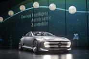 Foto-foto Mercedes-Benz Concept IAA