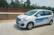 New Suzuki Ertiga GX AT