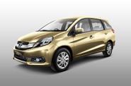 Mobilio Raih Penjualan Tertinggi Honda di September 2015