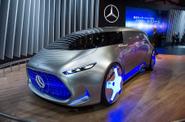 Inilah Foto Mercedes-Benz Vision Tokyo concept