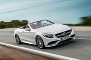 Mercedes-Benz Perkenalkan S-Class Cabriolet