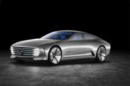 Mercedes-Benz Concept IAA, Mobil Paling Aerodinamis di Dunia