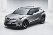 SUV Futuristik Toyota Diperkenalkan Pada Geneva Motor Show 2016