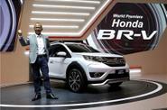 Ini Total Penjualan Mobil Honda April 2016, BR-V Terlaris
