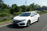 All-New Honda Civic 1.5 Turbo: Yang Lain Lewat!
