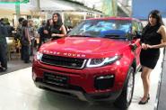 Range Rover Evoque Facelift Meluncur di Jakarta