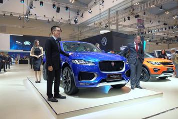 SUV Pertama Jaguar Sudah Bisa Dibeli di GIIAS 2016
