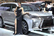 Lexus Optimis Karena Tax Amnesty