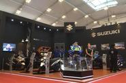 Jangan Takut, Layanan After Sales Big Bike Suzuki Sudah Siap