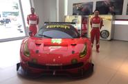 Ferrari Resmi Perkenalkan Ferrari 488 GT3