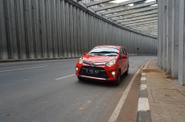 Diisi Empat Penumpang Toyota Calya Mampu Taklukkan Tanjakan Nagrek