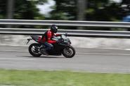 Pengujian Pertama Honda CBR 250RR di Dunia