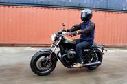Moto Guzzi V9 Bobber: 'Badass' Neo-Cruiser