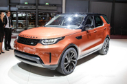 Gagahnya Eksterior All-New Land Rover Discovery 5