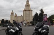 Yamaha Nmax Produksi Indonesia Skutik Pilihan Pemotor Besar di Rusia