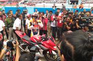Marquez : Sirkuit Sentul Belum Layak Untuk MotoGP