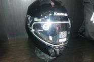 Kawasaki Obral Diskon Helm Hingga Jaket di IMOS 2016
