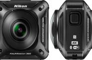 Nikon KeyMission 360, Sang Pesaing Berat GoPro!