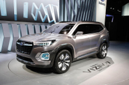 Viziv-7 Akan Jadi SUV Paling Besar yang Diproduksi Subaru