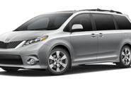 Toyota Tarik Ratusan Ribu Sienna di AS