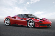 Hanya Dijual 10 Unit, Ini Wujud Ferrari J50