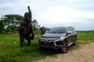 All New Pajero Sport Sudah Diproduksi di Pabrik Baru Mitsubishi