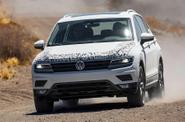 SUV Tiga Baris Bangku VW Meluncur di Detroit Auto Show 2016