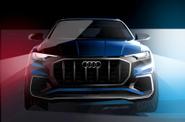 Audi Q8 Konsep Bakal Dipamerkan di NAIAS 2017
