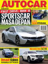 Majalah Autocar Indonesia Edisi: Autocar Magazine