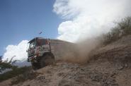 Hino Ramaikan Kompetisi Rally Dakar 2017