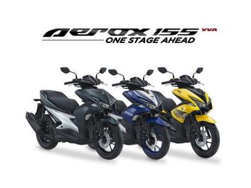Yamaha Aerox Dibanderol Mulai Rp 21 jutaan