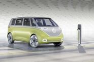 Volkswagen Pamerkan VW I.D. Buzz di NAIAS