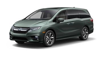 Honda Odyssey 2018 Diluncurkan, Semua Serba Digital!