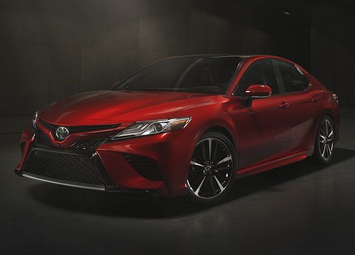 All-New Toyota Camry 2018 Lebih Atletis