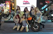 Gadis-gadis Sexy Motor Show