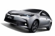 Ini Spesifikasi Lengkap Toyota New Corolla Altis 2017