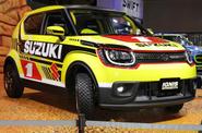 Suzuki Ignis Hadir Dalam Tampilan Offroad