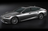 Lexus New LS Resmi Meluncur di Detroit Auto Show 2017