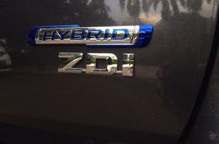 Penampakan Suzuki Ertiga Hybrid Diesel