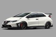 Honda Civic Type-R Prototype Hanya Ditawarkan Versi Manual