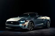 Ford Mustang 2018 Convertible Tampil Lebih Kemayu