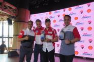 Shell Gandeng Ducati Corse di 2017