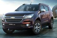 Chevrolet Indonesia Datangkan Trailblazer Facelift 2017?