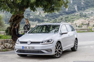 Kumpulan Foto New Volkswagen Golf Estate 2017