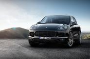 Porsche Tambahkan Platinum Edition pada Cayenne S